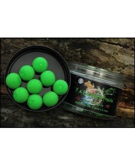 Pop-ups green fluo